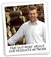 Find out more about our producer network